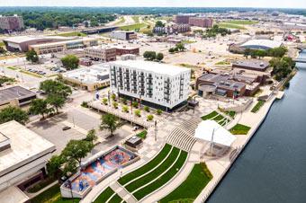 riverfront apartments waterloo iowa